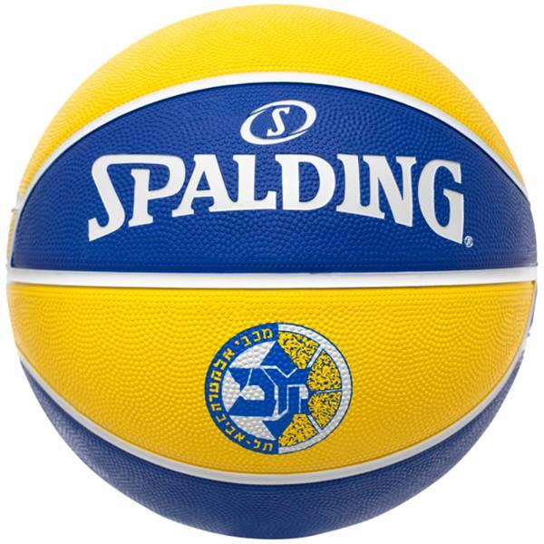 Maccabi Tel Aviv Spalding EL Team Basketball 3001514013317