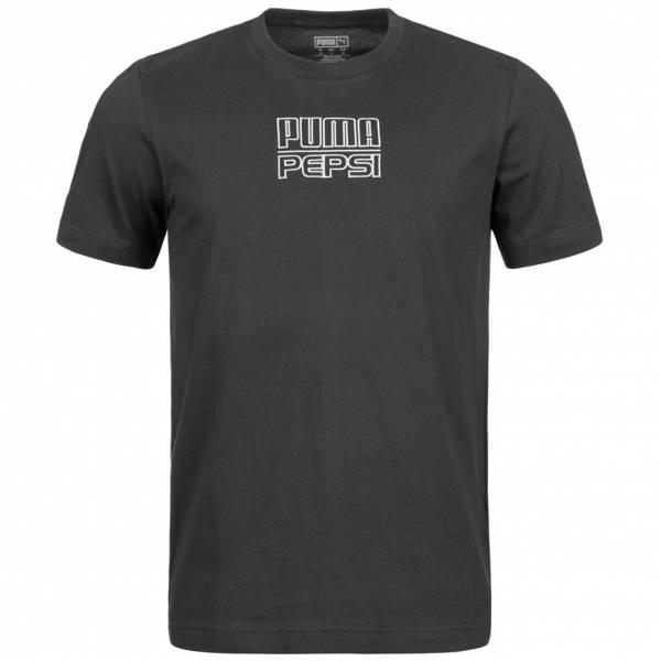 PUMA x PEPSI Max Solid Tee Herren T-Shirt 579265-03