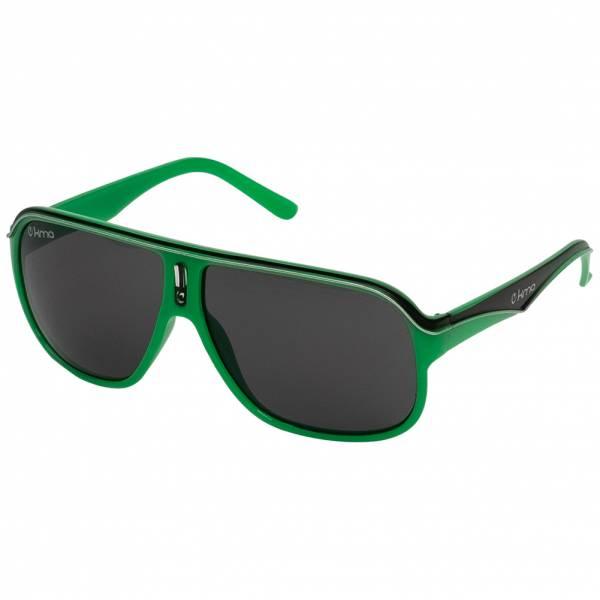 MSTRDS KMA Racer Shades UV400 Sport Sonnenbrille 10265 kelly black
