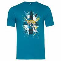 Jacksonville Jaguars Fanatics London Games Herren T-Shirt 1878TEAL95JJA