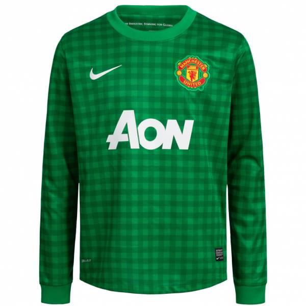 Manchester United FC Nike Enfants Maillot de gardien de but 479272-383