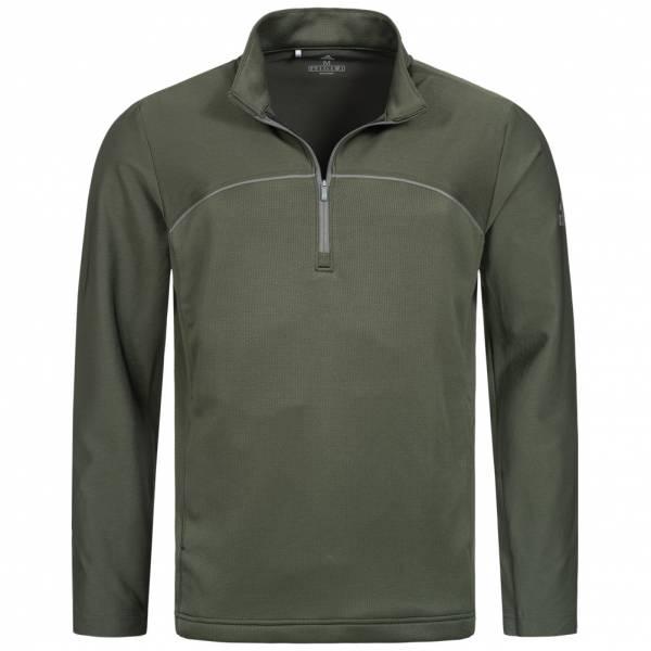 adidas Go-To Adapt 1/4 Zip Herren Golf Sweatshirt FM7075