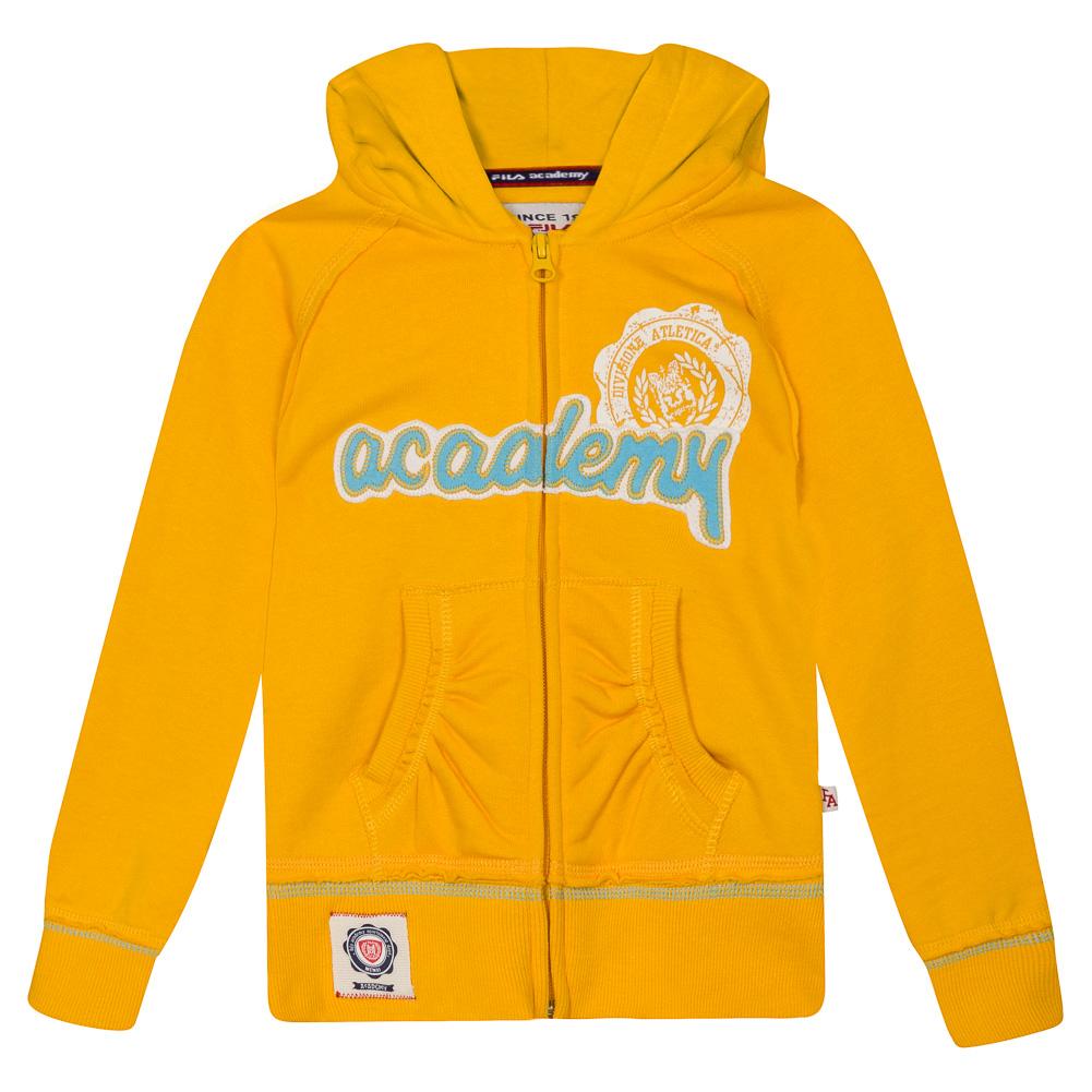 FILA Kinder Fleece Lined Kapuzen Sweatshirt U91493 833