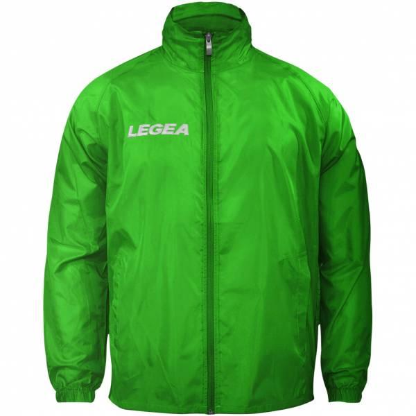 """Legea Kurtka przeciwdeszczowa """"Italia"""" Teamwear zielony"""