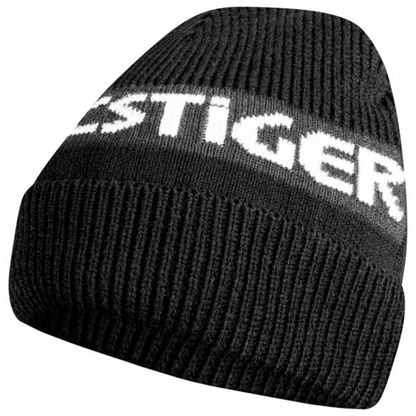 ASICS Tiger BL Logo Beanie Wintermütze 3191A006-001
