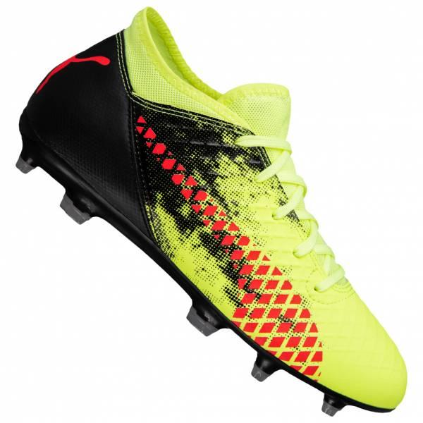 f44c83e62ba PUMA Future 18.4 FG / AG Kids Football Boots 104346-01