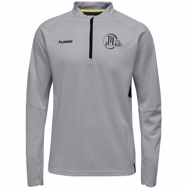 THW Kiel hummel Tech Move Hommes 1/2-Zip Sweat-shirt 207656-2006