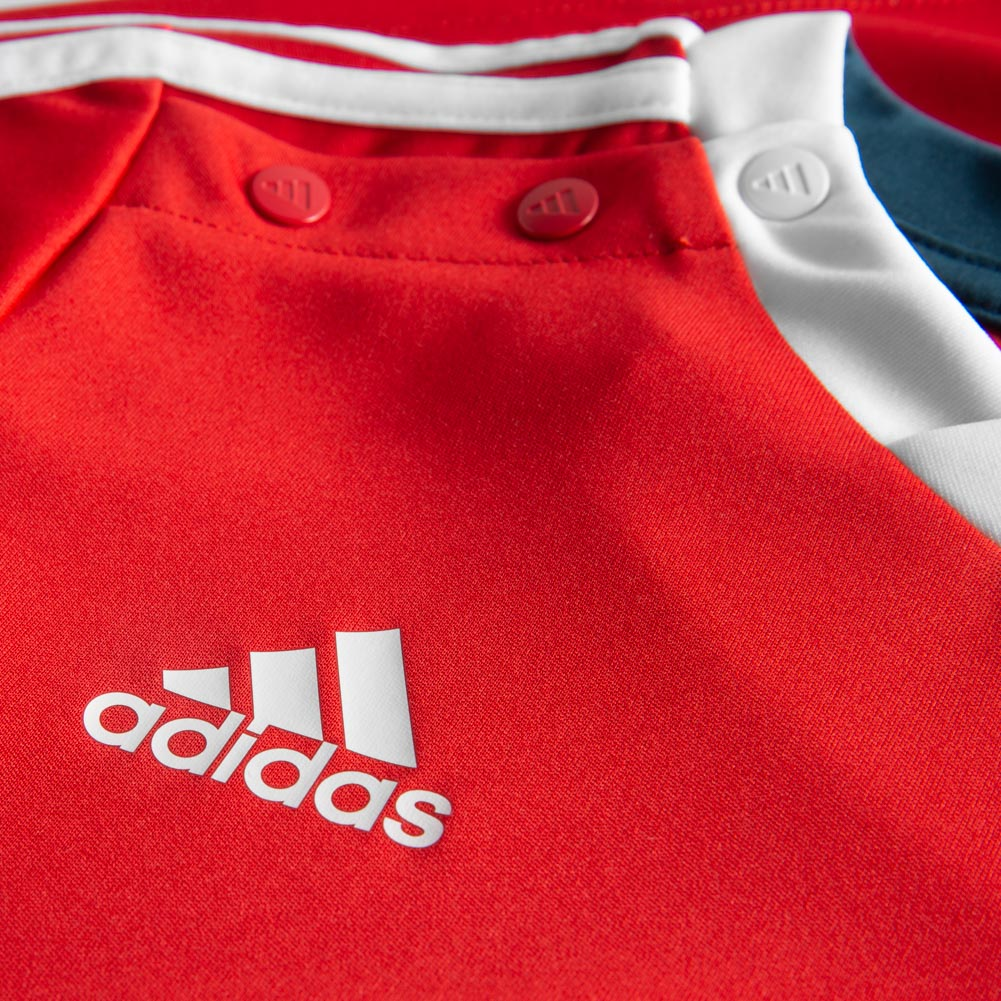 adidas Baby Set Kit Munster Rugby Trikot Set G70180