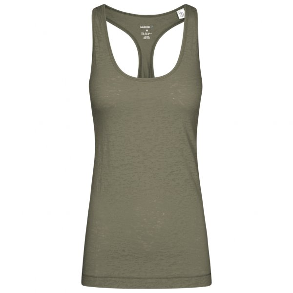 Reebok Global Blank Damen Fitness Tank Top AJ8004