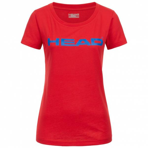 HEAD Lucy II Ladies Logo T-Shirt 814333-RDBL
