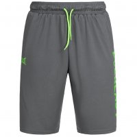Everlast Gym Shorts Fitness Short charcoal/lime EVR0056
