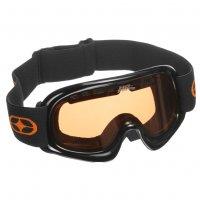 No Fear Skibrille schwarz