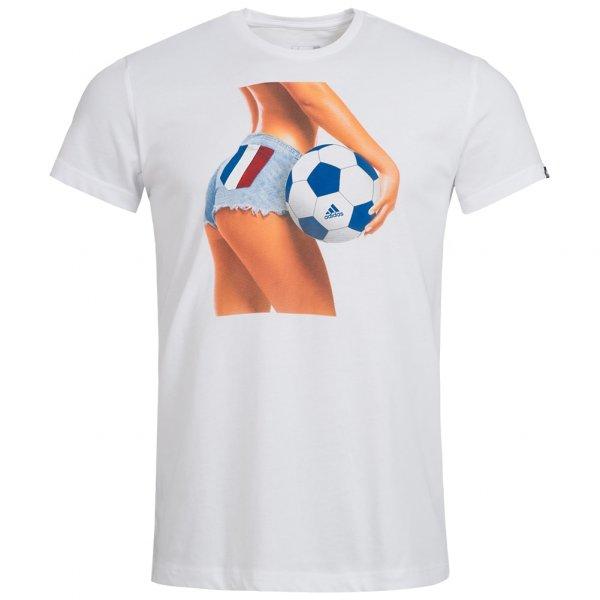 adidas Summer Fan Frankreich Shirt AO2313