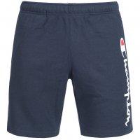 Champion Herren Logo Sweat Shorts navy