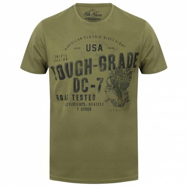 Sth. Shore Tough Grade Herren T-Shirt 1C10146 Deep Lichen