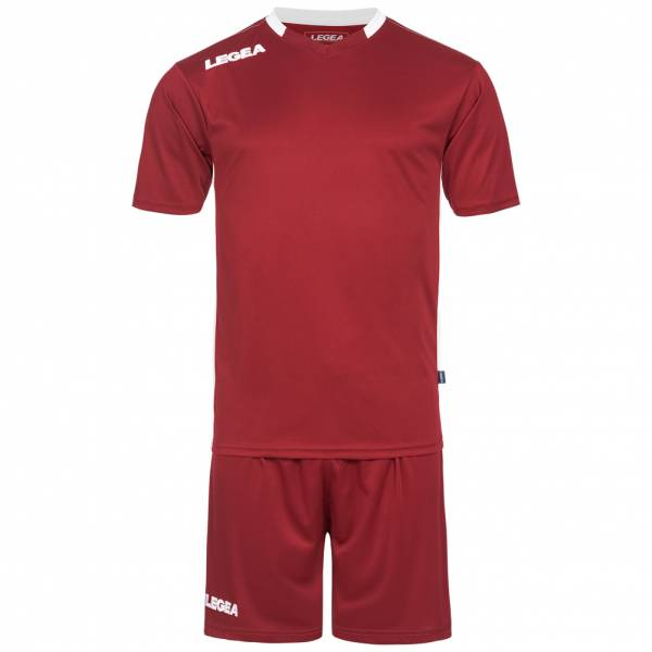 Legea Monaco Ensemble de foot Maillot avec Short M1133-0803