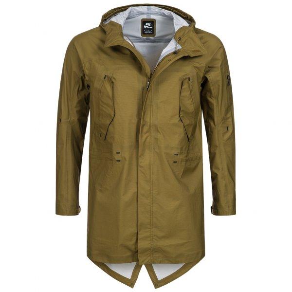 Nike NSW Fishtail Convertible Parka Jacke 382581-350