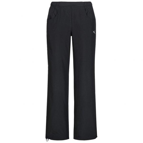 PUMA Damen Essentials Woven Pants Fitness Hose 818979-01