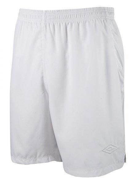 Umbro Fußball Short Continental weiß/weiß