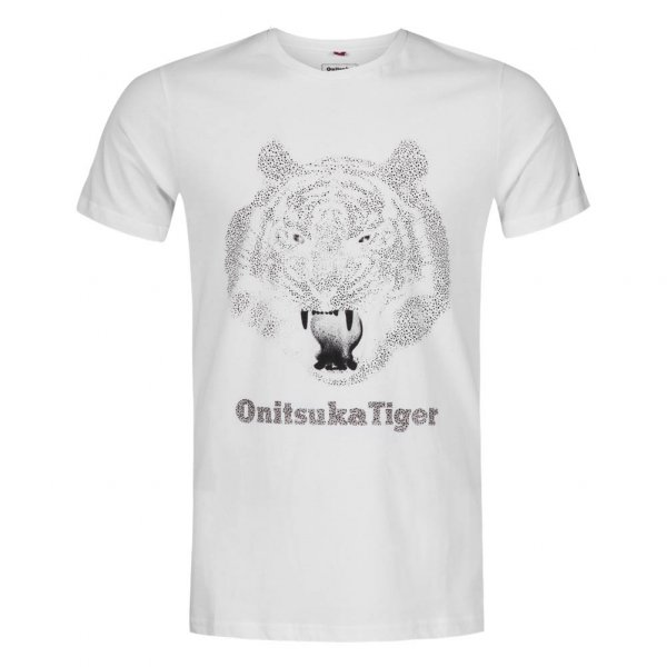 ASICS Onitsuka Tiger Herren Universal Head T-Shirt 125996-0001