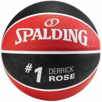 Chicago Bulls Spalding NBA Derrick Rose Fan Basketball 3001586011617