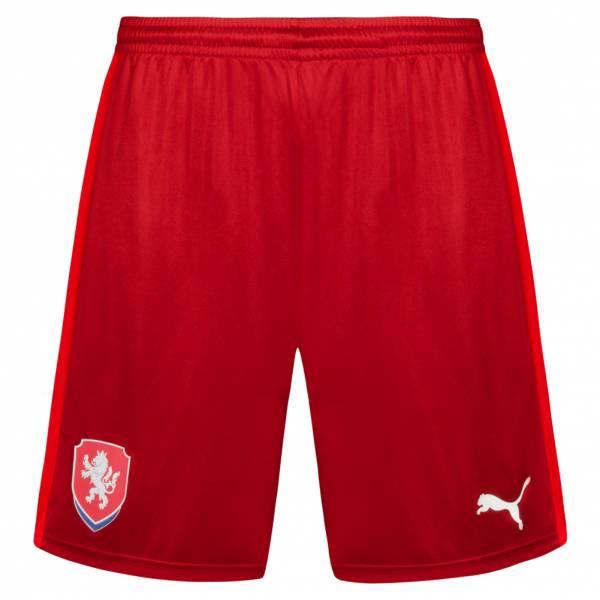 Tschechien PUMA Herren Shorts 748726-01