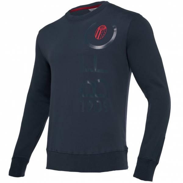 FC Bologna macron Herren Freizeit Sweatshirt 58010379
