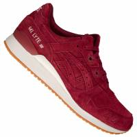 ASICS Tiger GEL-Lyte III Burgundy Sneaker H8B4L-2626