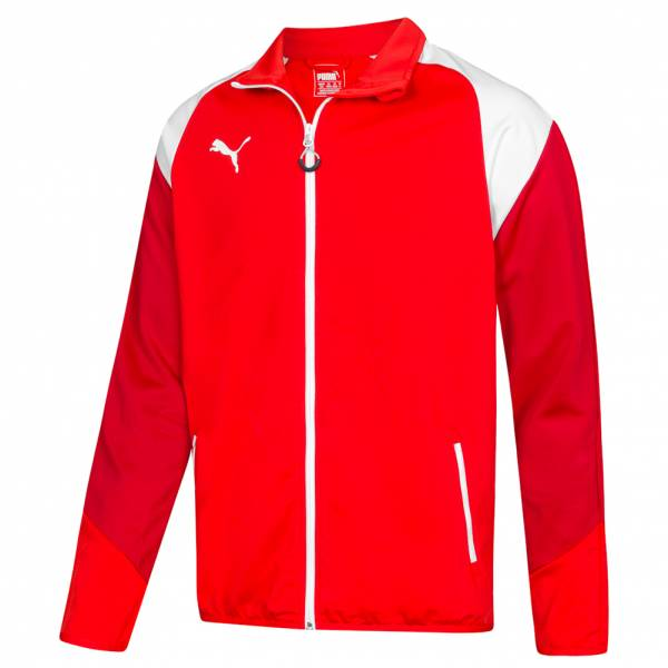 PUMA Esito 4 Poly Jacket Herren Trainings Jacke 655223-01