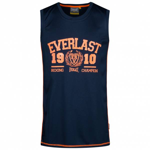 Everlast Herren Muscle Shirt Fitness Tank Top EVR0878 navy