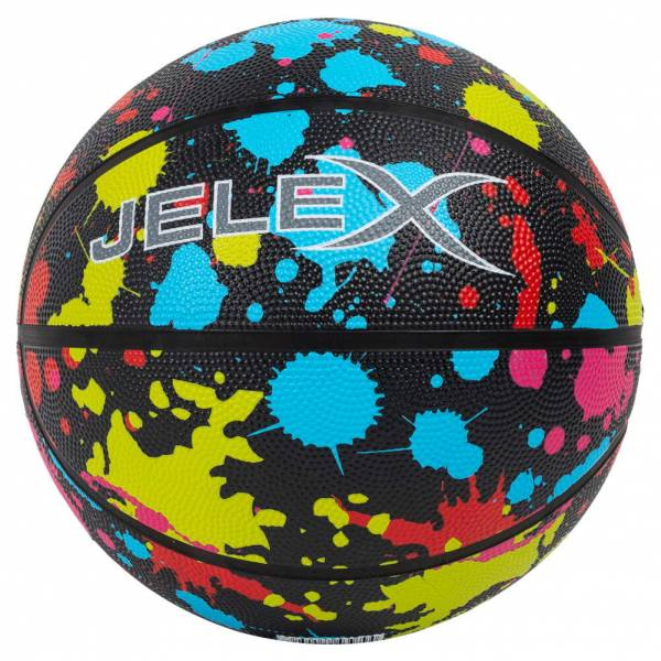 """JELEX """"Sniper"""" Ballon de basket multi"""
