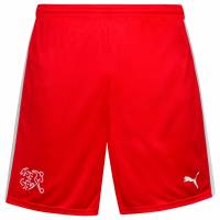 Switzerland PUMA Women Home Shorts 748752-01