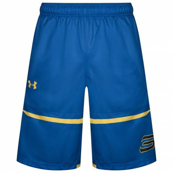 Under Armour SC30 Stephen Curry Pick 'n Roll Basketball Shorts 1298337-400