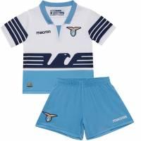 Lazio Rzym macron drużyny domowej Niemowlęta Zestaw piłkarski 58023822