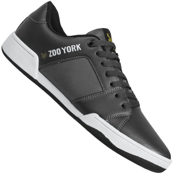 ZOO YORK Herren Sneaker Orton ZYOF0047 dunkelgrau