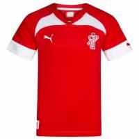 Dania DHF PUMA dziecięca koszulka do piłki ręcznej 744030-01