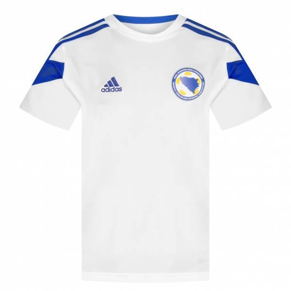 Koszulka wyjazdowa dla dzieci Bośnia i Hercegowina adidas B21028