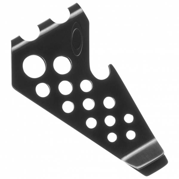 Oakley Metalworks Blackline Pince pour billet de banque 95146ORT-01K