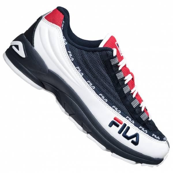 FILA Dragster DSTR97 Hommes Rétro Sneaker 1010713-01C-1