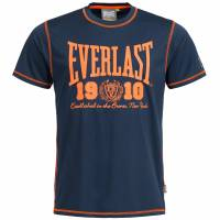 Everlast Big Logo T-Shirt navy/orange EVR8850