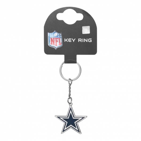 Dallas Cowboys NFL Wappen Schlüsselanhänger KYRNFCRSDC