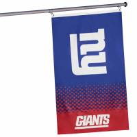 New York Giants NFL horizontale Fan Flagge 1,52m x 0,92m FLG53NFLFADENG