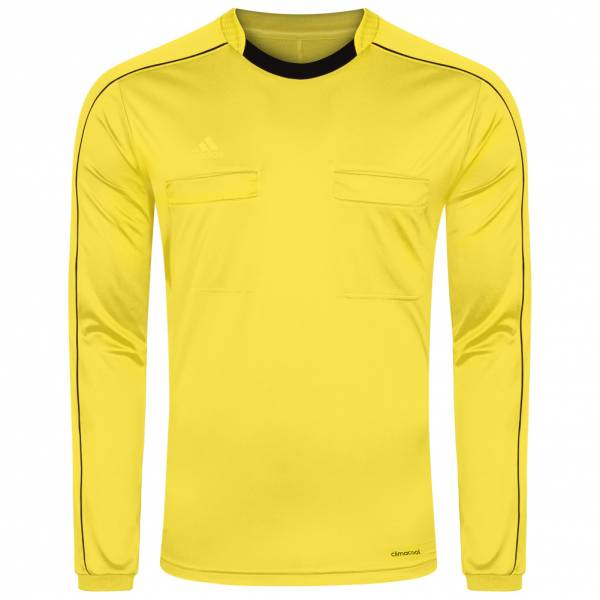 adidas Referee Hombre Camiseta de árbitro de manga larga AH9803