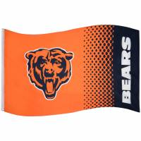 Chicago Bears NFL Bandiera Fade Flag FLG53NFLFADECB