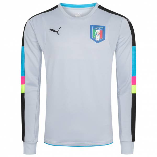 Italien PUMA Torwarttrikot Authentic Player Issue 748830-11