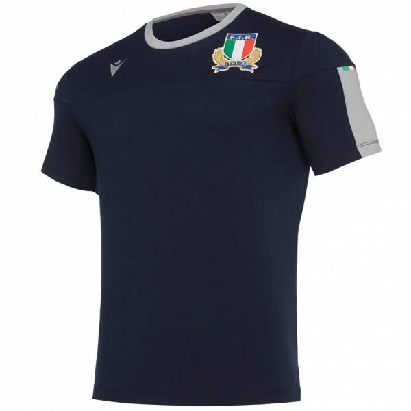 Italien FIR macron Herren Freizeit Fan T-Shirt 58100133