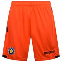 Asteras Tripolis macron Authentic Herren Auswärts Shorts 58027850