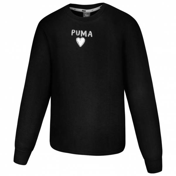 PUMA Alpha Crew Neck Mädchen Sweatshirt 581364-01