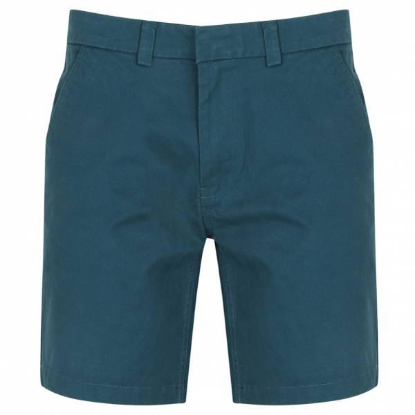 Tokyo Laundry Margate Herren Cotton Chino Shorts 1G10649 Legion Blue