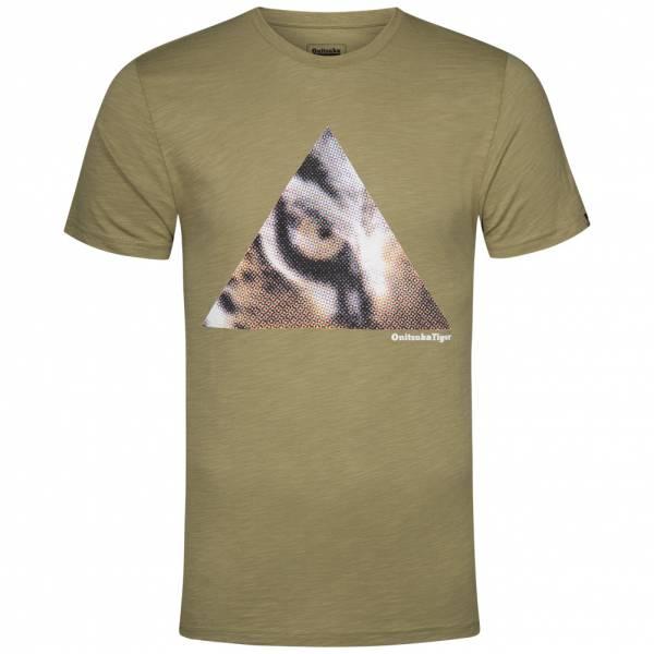 ASICS Onitsuka Tiger Fashion Tiger Eye Herren T-Shirt 122738-5003